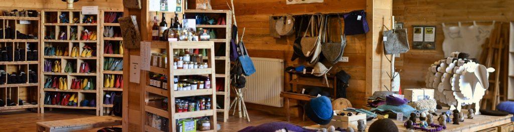 boutique ateliers de la bruyère