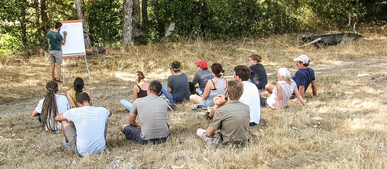 La ressource pastorale en été